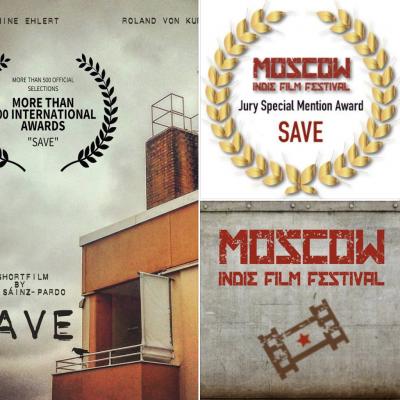 """!""""SAVE"""" PREMIADO EN MOSCÚ, RUSIA!"""